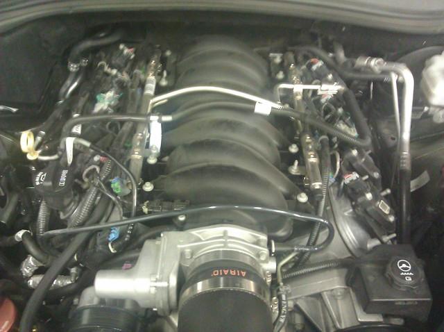 JDP Motorsports' 2010+ Camaro SS Fuel Line Retrofit DIY 6460681799_3b24f08512_z