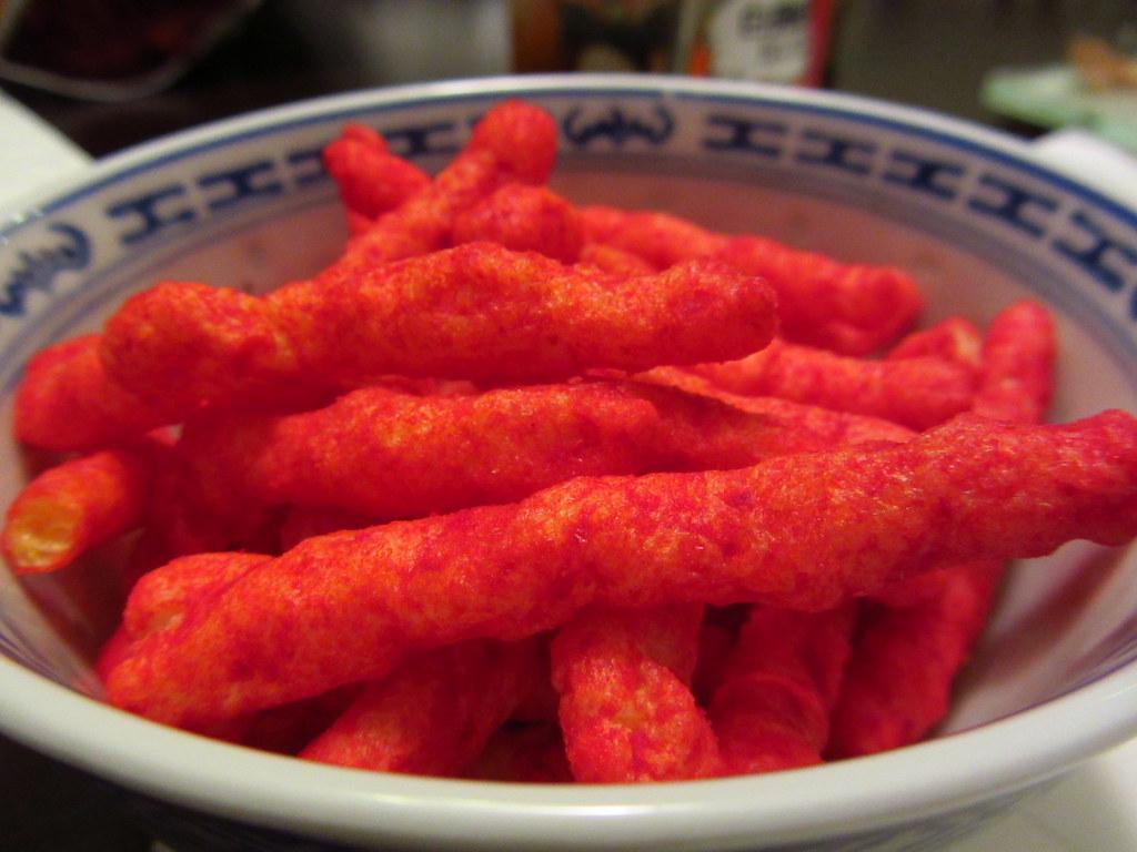 Cheetos Flamin Hot Crunch Cheetos Flamin Hot Crunch Flickr