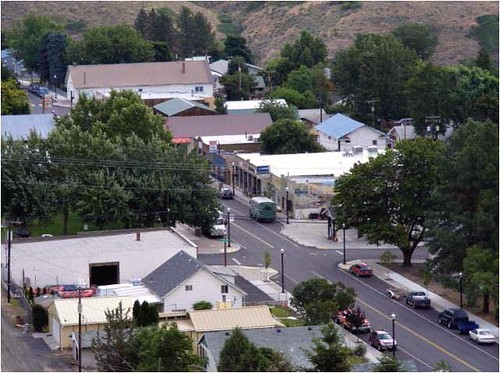 Maupin, OR (by: Dennis Ross, Mayor, via Supporting Sustainable Rural Communities)