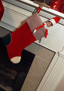 {Elf on the Shelf} Day 11