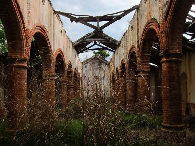 Crumbling Monastery