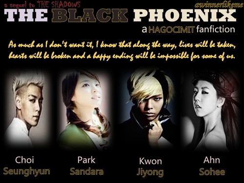 (10-42) The Black Phoenix by awinnerlikeme