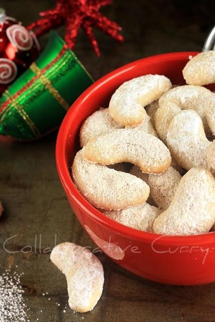 Crescent Cookies