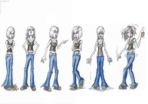 Anca - special poses 2/6