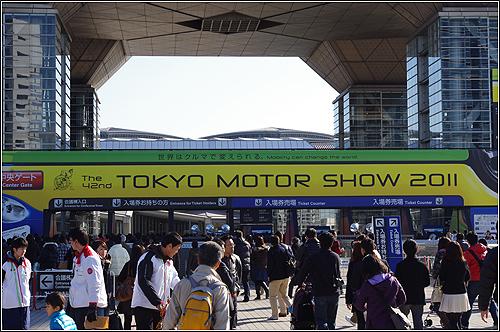 東京モーターショー2011に行って来ました!!