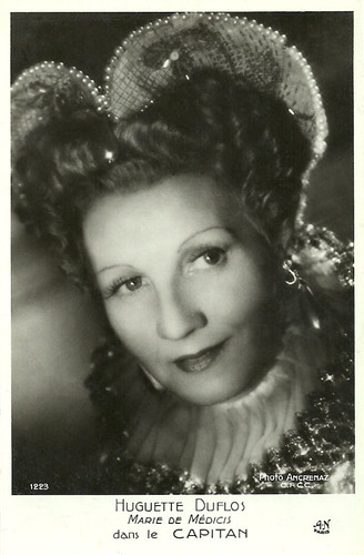 Huguette Duflos