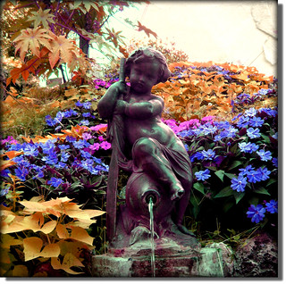 The Cherub's Fountain