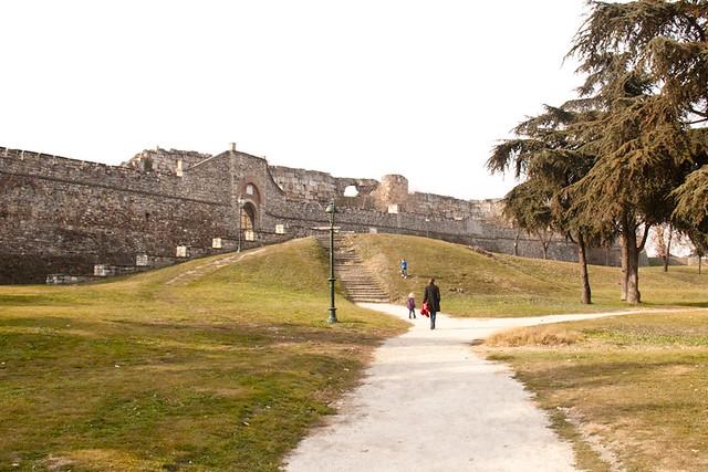 Kale fortress Skopje