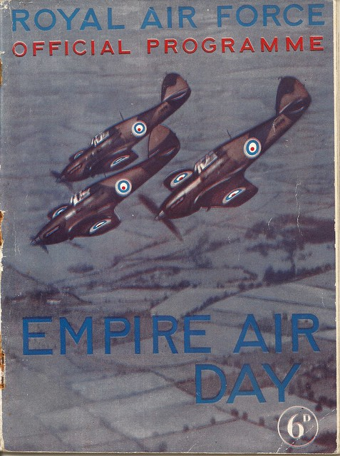 Empire Air Day - 1938