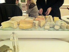 Les fromages affinés