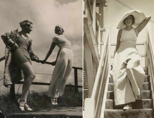 summer inspiration 1930s
