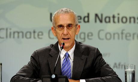 Тодд Стерн, специальный посол США по вопросам климата