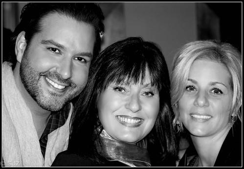 KSHS Holiday Party 2011 (Trio) by SarahStar7