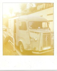 Citroen HY 1978 diesel
