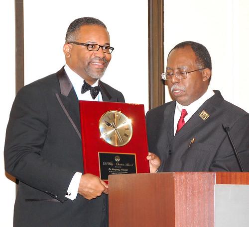 GJV with award