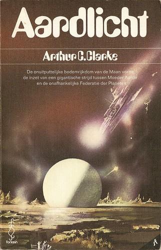 Arthur C. Clarke - Aardlicht (Fontein 1974)