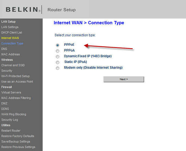 Belkin Wireless Routers And