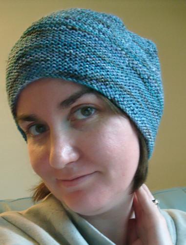Rikke Hat by gradschoolknitter