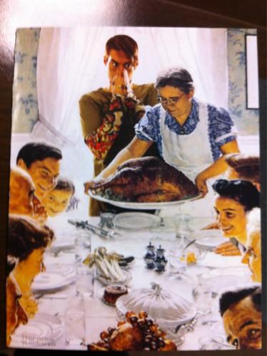 SNL Christmas card