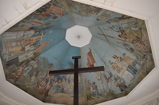 Magellan's cross planted by the Portuguese Ferdinand Magellan in Cebu City