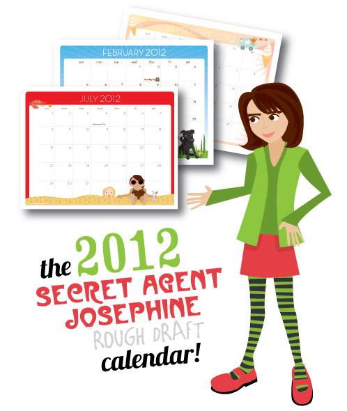 SAJ 2012 Calendar (rough draft) is ready!