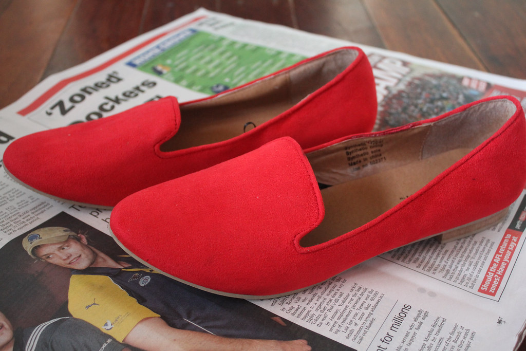 72ec7b8180bd DIY Ruby Slippers  Le.Fanciulle