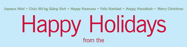 Inclusive Holiday Greeting