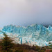 Glacier in the Fog