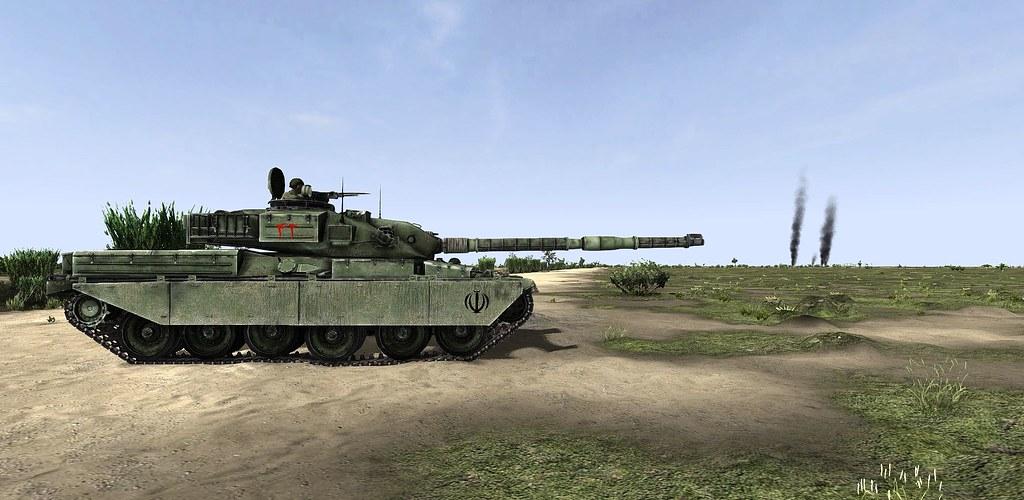 Steel Armor Blaze of War Released 6524673471_67064d0bd6_b