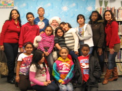 Burroughs Children's Dept Santa Visit 12172011 181