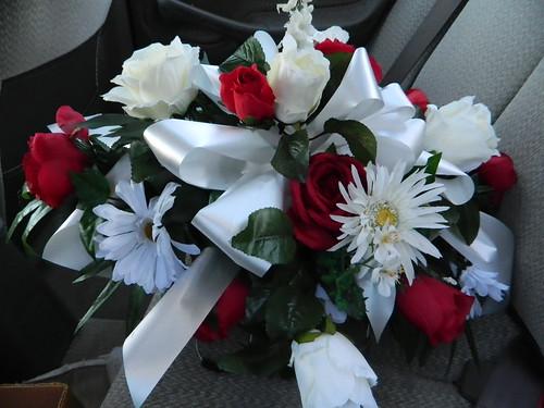 Mother's arrangement