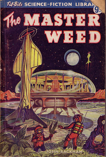 The Master Weed by John Rackham