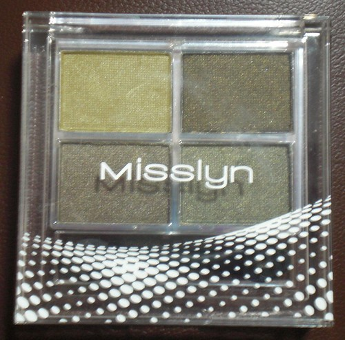 Misslyn Quattro Powder Eyeshadow #188 by KitaRei