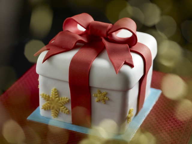 English Fruit Cake Gift