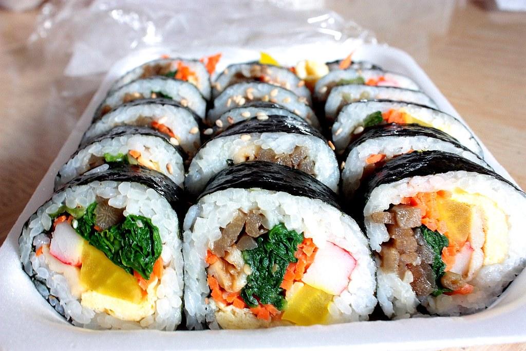 Foodish Fetish: Hankook Supermarket