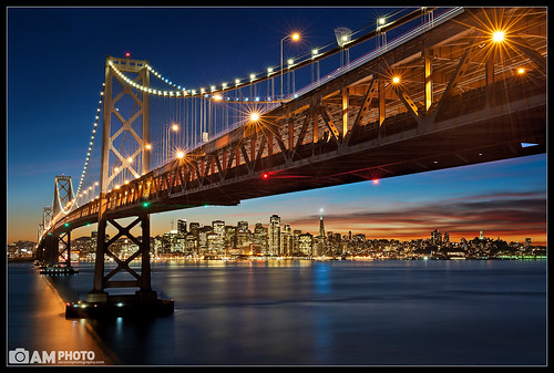 sf sanfrancisco california city longexposure bridge sunset sky holiday skyline night clouds island lights star oakland nikon pretty cityscape treasure treasureisland suspension pylon baybridge sanfran transamerica suspensionbridge transamericapyramid starburst sunstar transamericabuilding oaklandbaybridge holidayslights hardtogetto platinumheartaward aaronmeyersphotography toughtogetto