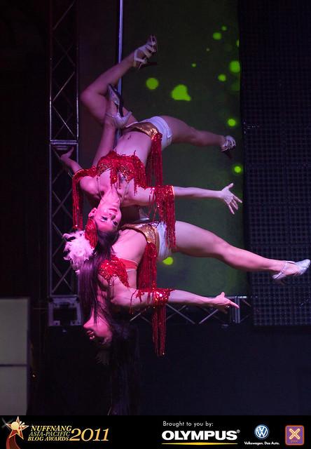 pole dancers napbas 2011