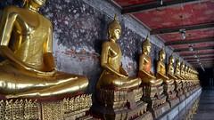 Bangkok - Wat Suthat (3)