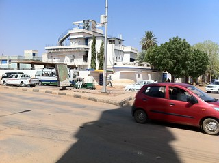 Ismail Azhari's House in Omdurman.