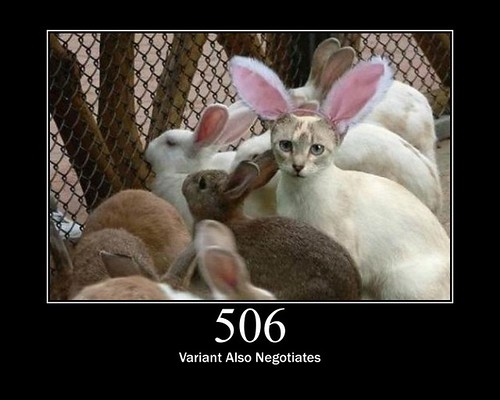 506 - Variant Also Negotiates
