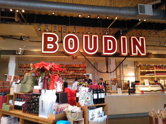 Boudain's sour dough bakery