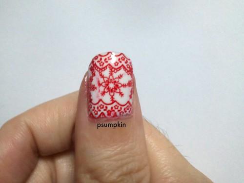 2011 Christmas Nails 5