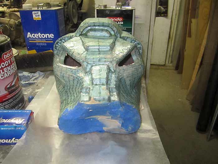 Terminator SM Helmet Rondo 2nd pass done