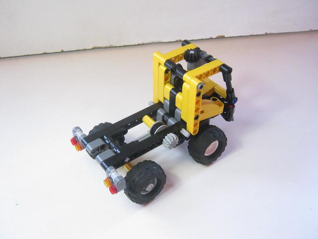 Mini Unimog