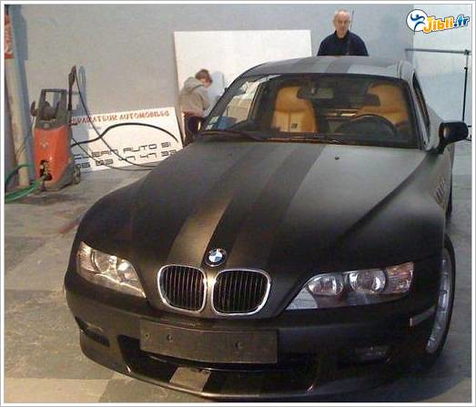 Bmw Z3 Black: Walnut - Coupe CartelCoupe Cartel