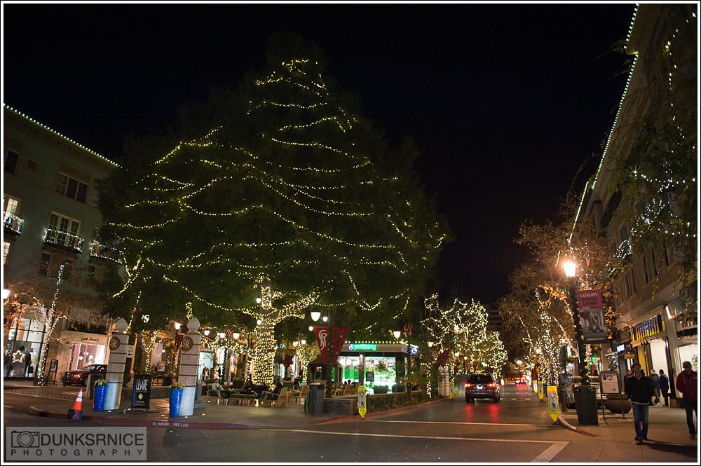 Santana Row, San Jose.