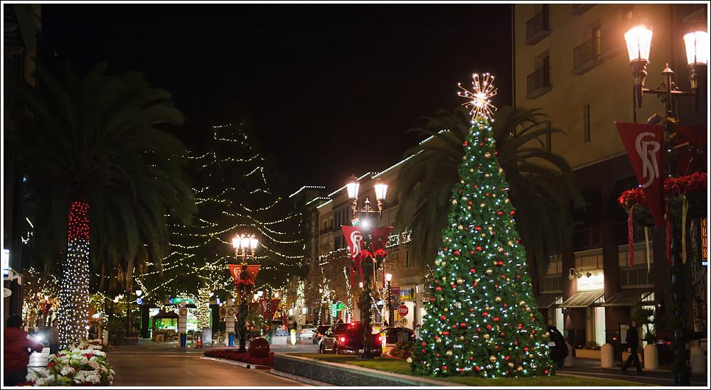 356 of 365 - Santana Row, San Jose.