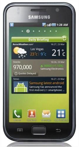 Galaxy S no ICS
