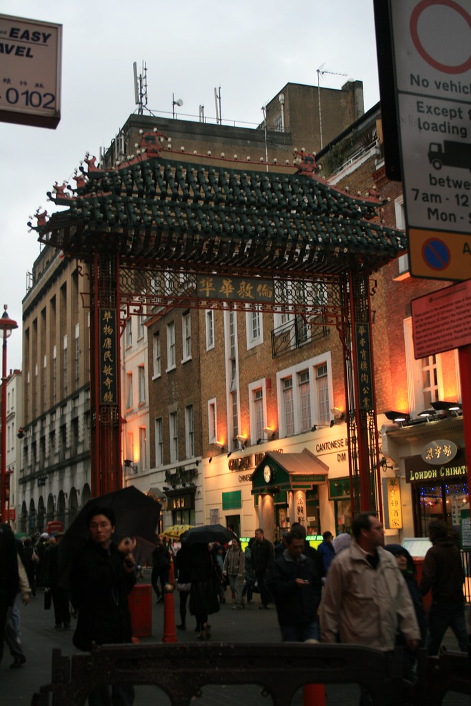 Chinatown de Londres