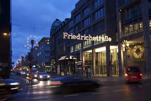 Friedrichstraße Christmas